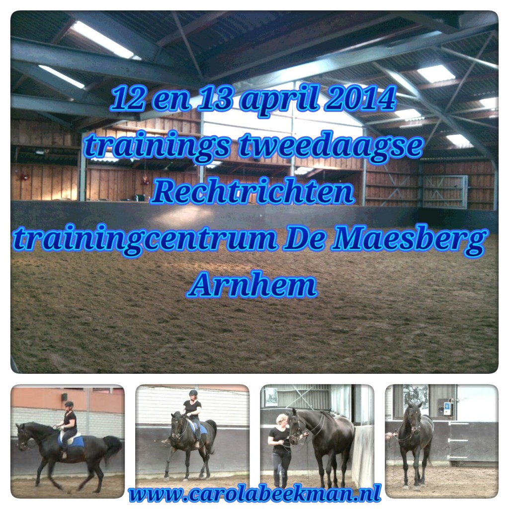 trainings tweedaagse 12&13 april2014